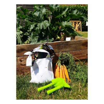 sac lapin fruits des bois